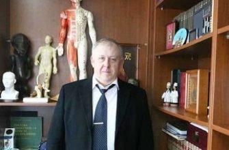 Dr. Yuri Nikolenko-Cyprus